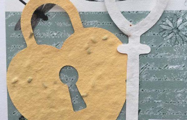 PBS1026 (Heart and Lock #2 Diecut)