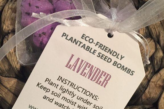 SPB0001 (Lavender Seedbomb Gift)