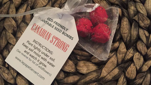 SBP0006 (Canadian Strong Seedbomb Gift)